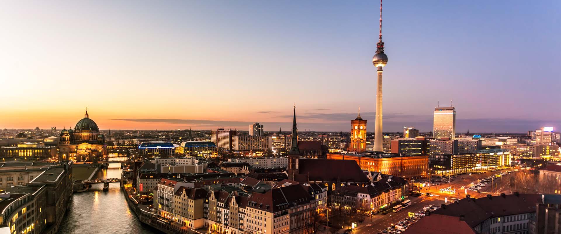 Berlin Public Holidays