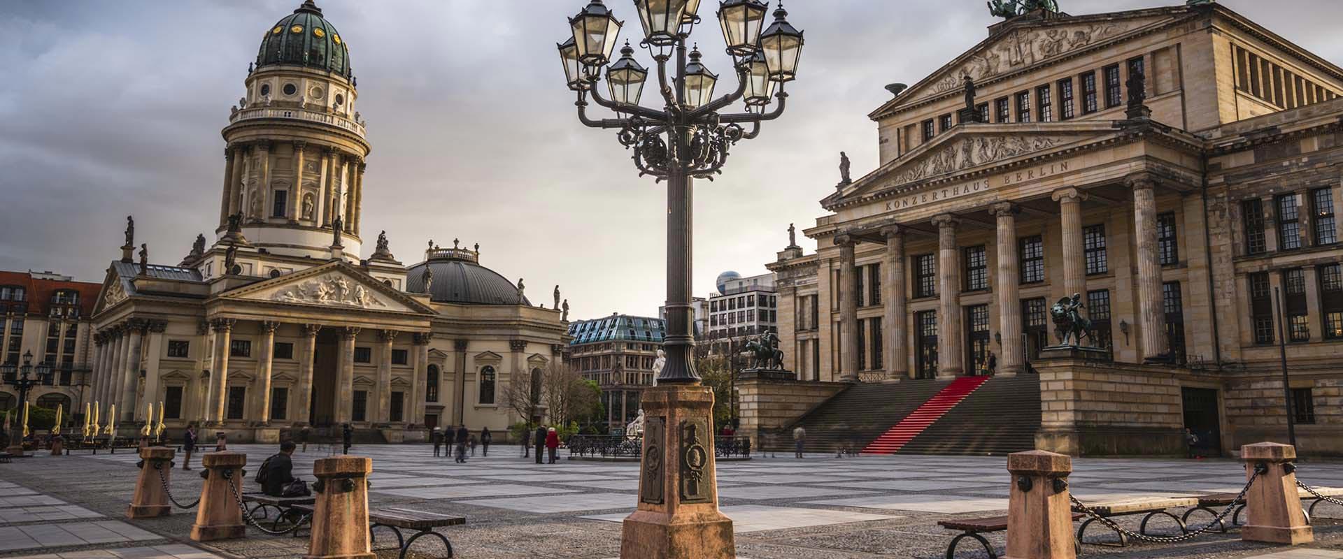 Berlin Public Holidays 2021